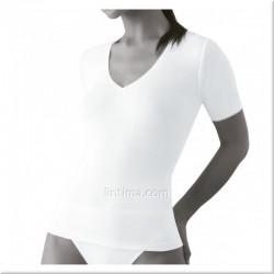 T-shirt femme manches courtes thermique PRINCESSE
