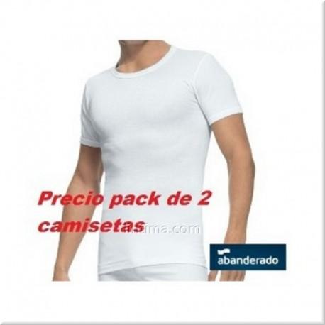 Pack de deux tee-shirts à manches courtes DRAPEAU