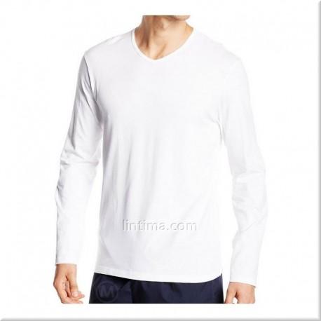 Camiseta cool cotton manga larga ABANDERADO