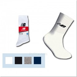 Pack de tres calcetines hombre tennis NEW BALANCE
