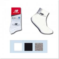 Pack de tres calcetines tobilleros NEW BALANCE