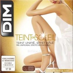 Panty efecto bronceado 17 deniers DIM