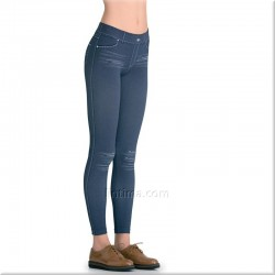 Legging Malin mujer jeans POMPEA