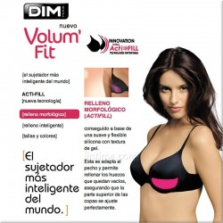 Sujetador Volum'Fit DIM