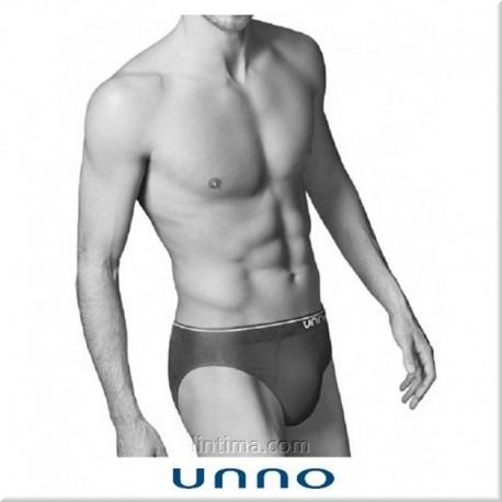 Pack de  dos slips algodón lycra - UNNO