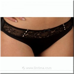 Collants en dentelle SELENE
