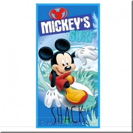Serviette Mickey Mouse DISNEY