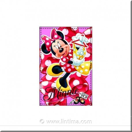 Manta Polar Minnie DISNEY