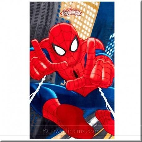 Couverture polaire Spiderman DISNEY