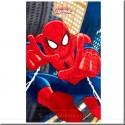 Couverture polaire Spiderman H04525 DISNEY