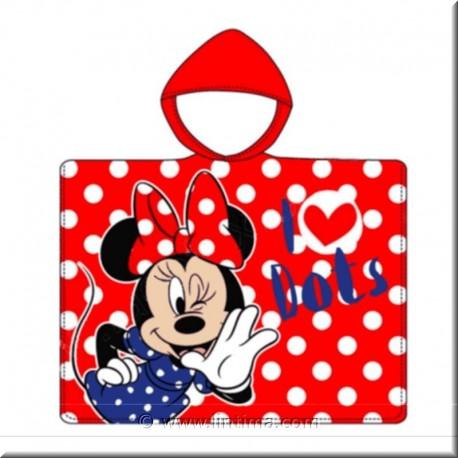 Poncho serviette de Minnie de DISNEY