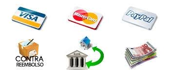 Formas de pago Lintima Tienda Online