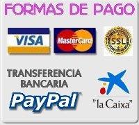 Formas de pago - Pago seguro - Formes de paiement