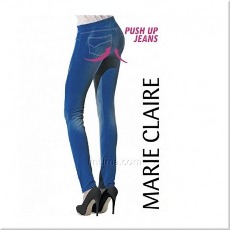 Legging Pitillo jeans push-up MARIE CLAIRE 02ec4361072