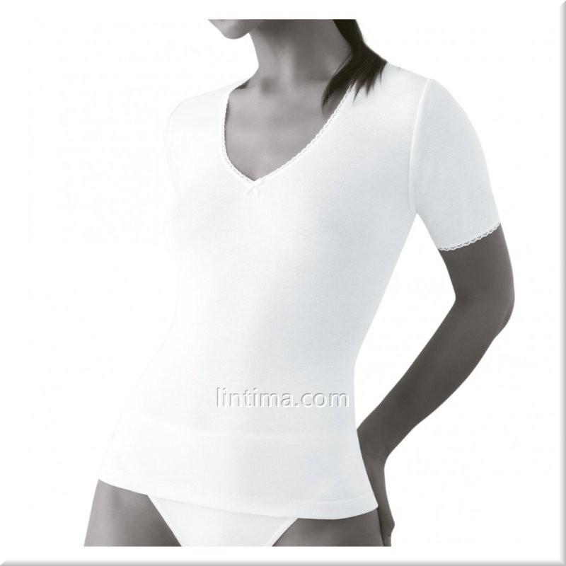 T-shirt femme manches courtes thermique PRINCESSE a56666e1947