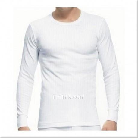 Camiseta de manga larga listada ABANDERADO