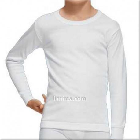 T-shirt à manches longues thermique enfant-PORTEUR