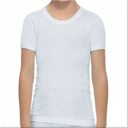 Pack de tres camisetas niño manga corta ABANDERADO