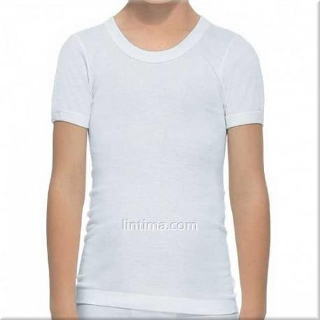 Lot de trois t-shirts enfant à manches courtes DRAPEAU