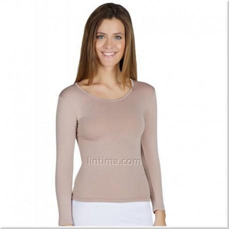 T-shirt femmes thermique YSABEL MORA