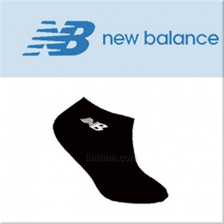Lot de trois chaussettes invisibles NEW BALANCE