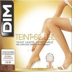 Panty efecto bronceado suela antideslizamiento DIM