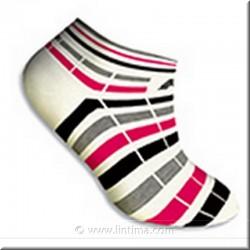 Lot de trois chaussettes femmes NEW BALANCE