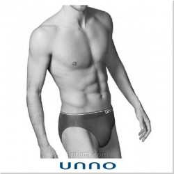 Lot de deux culottes en coton lycra - UNNO