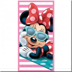 Serviette de Minnie de DISNEY