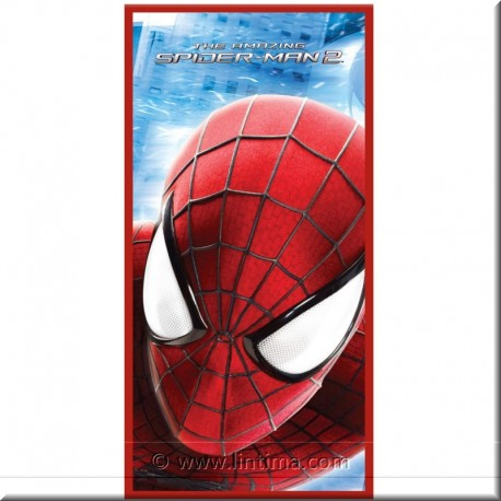 Serviette de Spiderman DISNEY