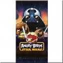 Serviette Star Wars et Angry Birds DISNEY