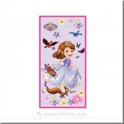 Serviette de princesse Sofia DISNEY