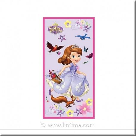 Toalla princesa Sofia DISNEY