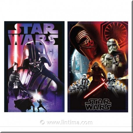 Couverture polaire Star Wars DISNEY