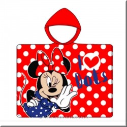 Poncho toalla Minnie DISNEY