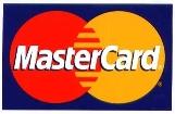 Pago con tarjeta de crédito MASTERCARD